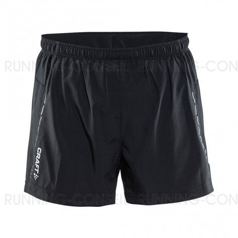 "CRAFT SHORT RUNNING ESSENTIAL 5"" HOMME 