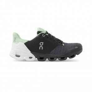 ON RUNNING Cloudflyer Femme Black | White