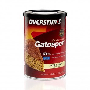 Gatosport Gâteau yaourt Overstim's - Gâteaux énergétiques