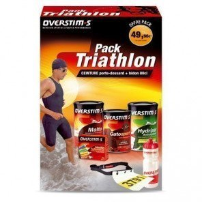 Pack triathlon