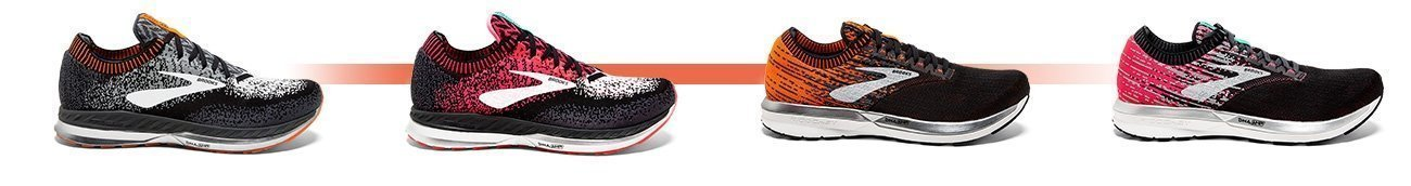 BROOKS BEDLAM ET RICOCHET