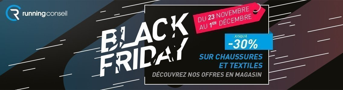 Black Friday Running Conseil Nantes