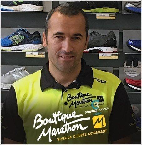 Frederic Chocteau Boutique Marathon Label Running Conseil Paris