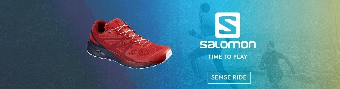 salomon sense ride homme high risk